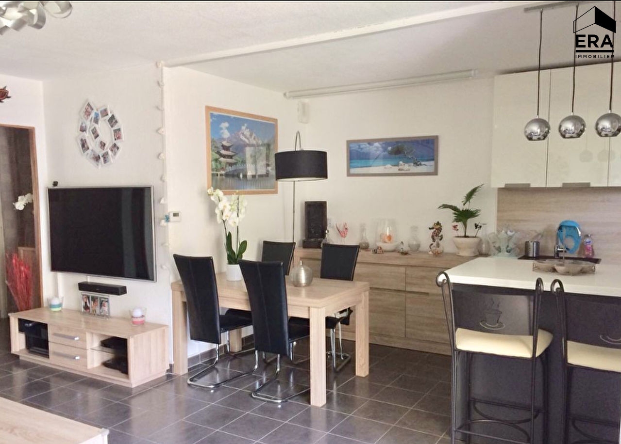 Appartement Nice St Isidore 3 pièces